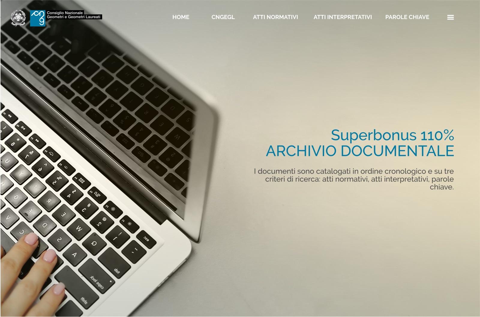 Un super sito per il Superbonus 110%